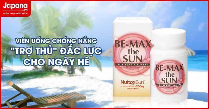Viên uống chống nắng - Trợ thủ đắc lực cho làn da trong ngày nắng