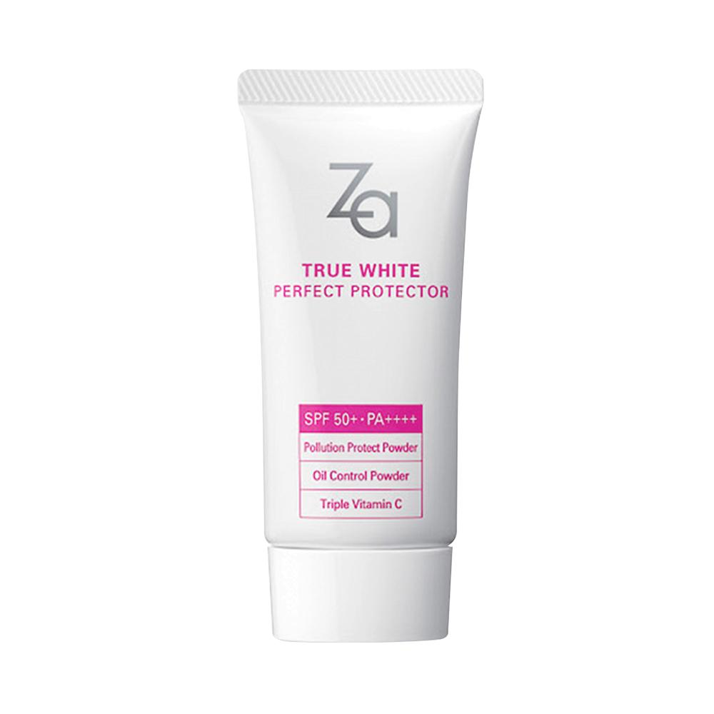Kem chống nắng làm sáng da Za True White SPF50/PA+++