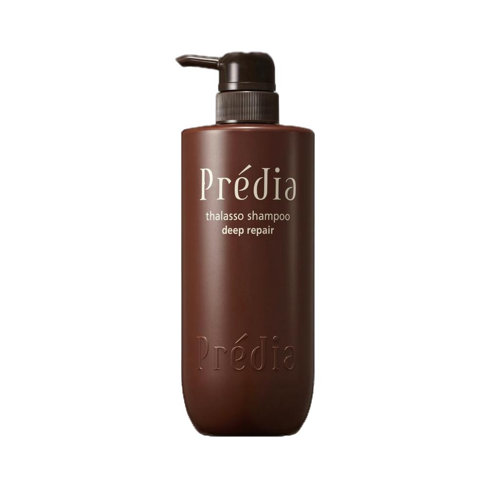 Dầu gội đầu dành cho tóc hư tổn Kose Predia Thalasso Shampoo 600ml