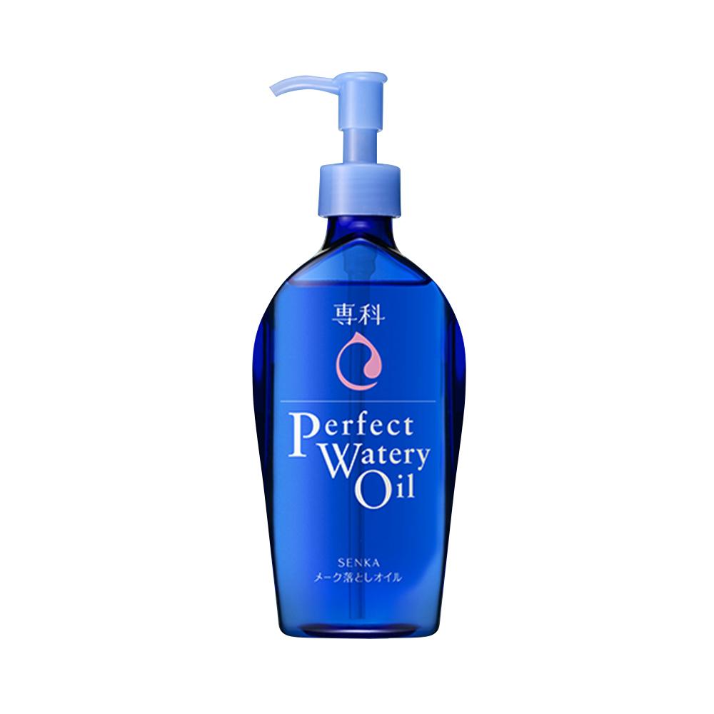 Dầu tẩy trang sạch sâu Senka Perfect Watery Oil