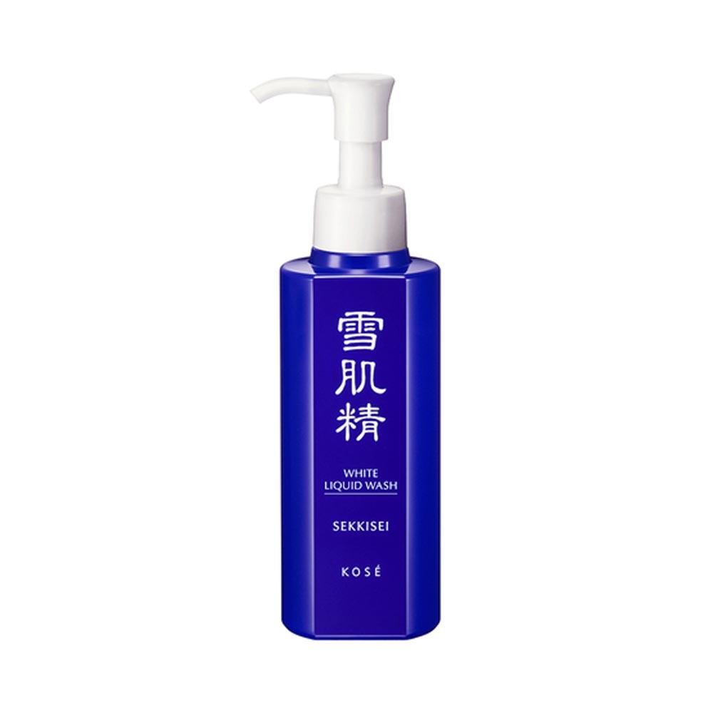 Sữa rửa mặt chiết xuất từ thảo dược- Sekkisei White Milky Wash