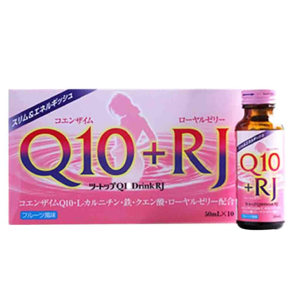 Thực phẩm bổ sung dưỡng chất - Two Top Q10 Drink RJ