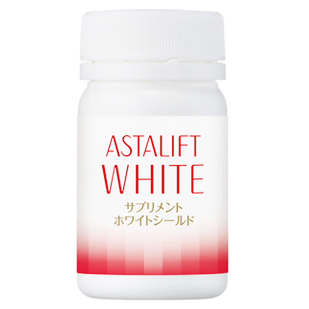 Viên uống làm sáng da - Astalift White Supplement Whiteshield