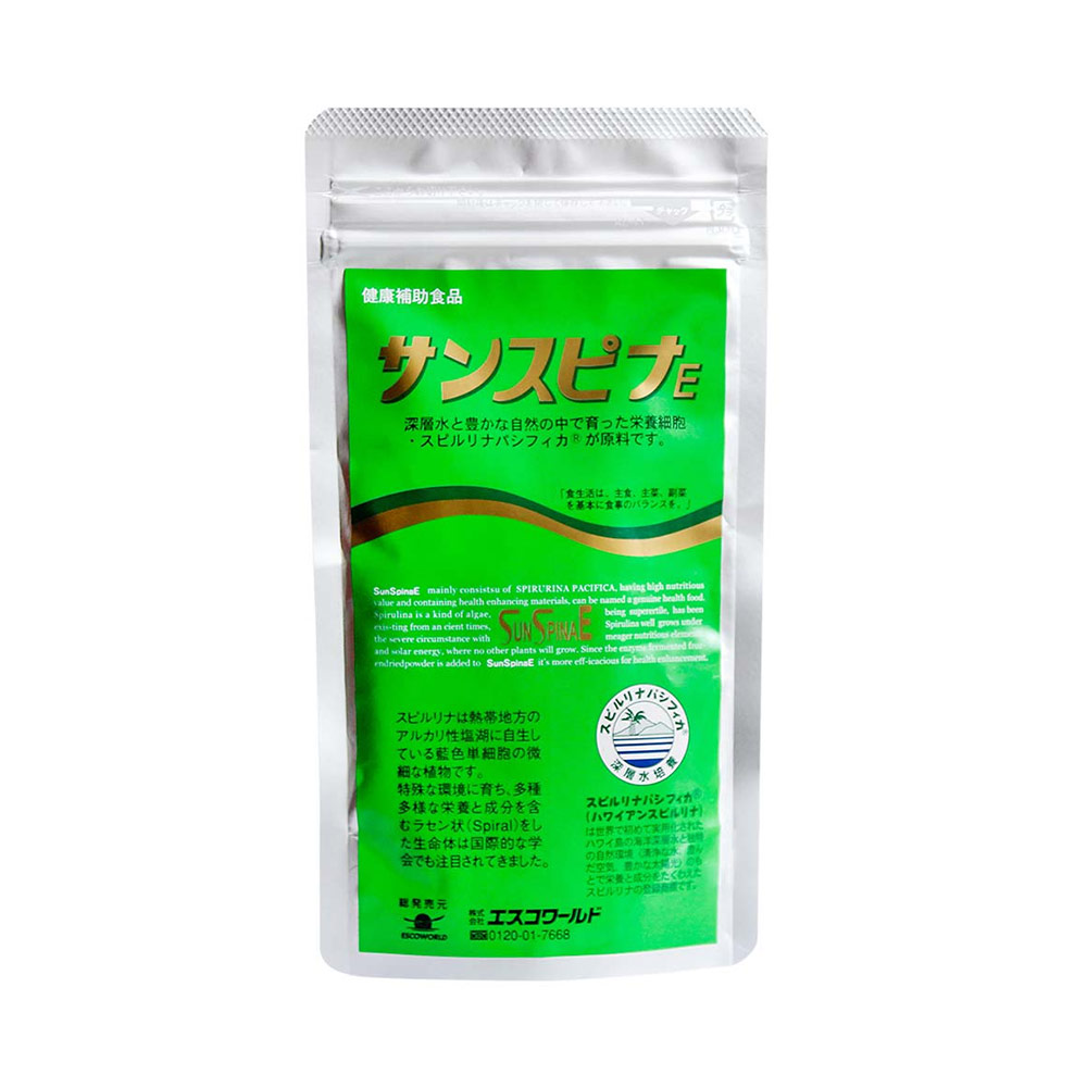 Viên uống tảo SanSupina E