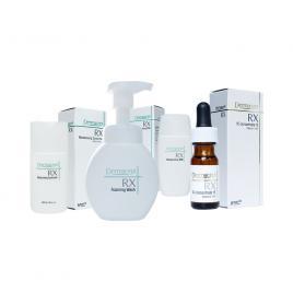 Bộ 4 sản phẩm dưỡng da hoàn hảo Dermacept RX