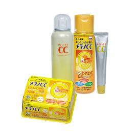 Bộ 4 sản phẩm trắng da, ngăn ngừa tàn nhang...