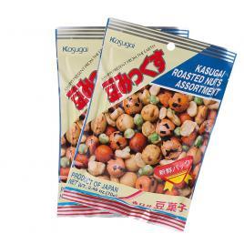 Combo 2 gói đậu thập cẩm Kasugai Nhật Bản 63g