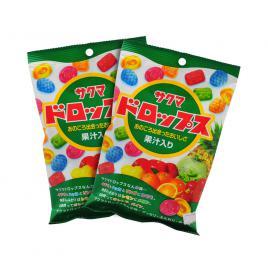 Combo 2 gói kẹo trái cây Sakuma (110g)