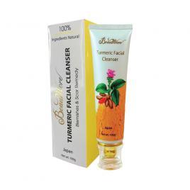 Sữa rửa mặt trắng da, ngăn ngừa mụn Beaumore Turmeric Facial Cleanser 100g