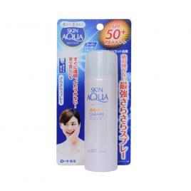 Xịt chống nắng Skin Aqua Sara-Fit UV Spray Aqua Floral SPF50+/PA++++