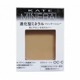 Phấn nền chống nắng dạng nén Kanebo Kate Liquid Touch Powder Pound OC-C 10g