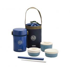 Hộp cơm giữ nhiệt Thermos JBC-801-BLUE
