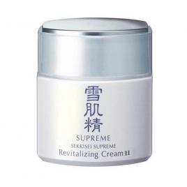 Kem dưỡng da ban đêm trắng da Sekkisei Supreme Revitalizing Cream II