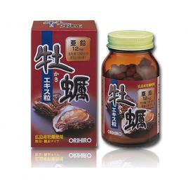 Tinh chất hàu tươi hỗ trợ tăng cường sinh lực nam Orihiro 120 viên