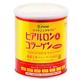 Collagen & Hyaluron - Fine Japan