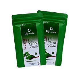 Combo 2 gói bột trà xanh Uji Matcha Yano 100g
