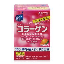Bột collagen dưỡng trắng da SAPRIL Nhật Bản