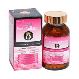 Viên uống chống lão hoá da Fine Pure Collagen Q 375 viên