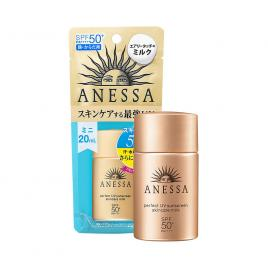 Sữa chống nắng Anessa Perfect UV Skincare Milk SPF50+/PA++++ 20ml