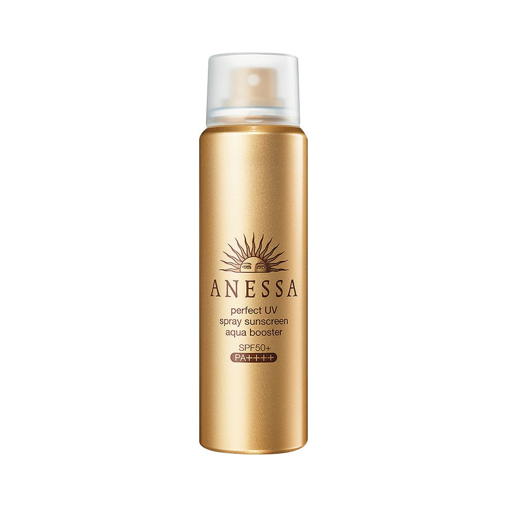 Chống nắng dạng xịt Anessa Perfect UV Spray Sunscreen Aqua Booster