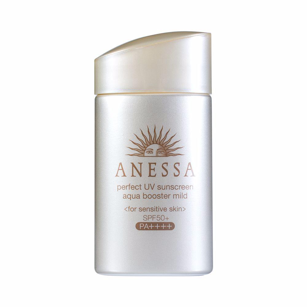 Kem chống nắng cho da nhạy cảm Anessa Perfect UV Sunscreen Aqua Booster Mild