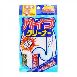 Bột thông cống Nagara Nhật Bản hộp 3 gói