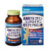 Viên uống bổ xương khớp Glucosamine Orihiro Chondroitin Hyaluronic Acid 270 viên