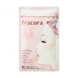 Viên uống trắng da Fracora White Placenta 90 viên