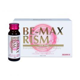 Sữa ong chúa Be-Max Rism Nhật Bản (Hộp 10 chai x 50ml)