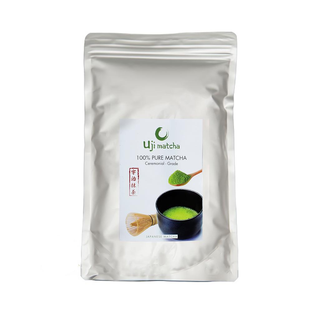 Bột trà xanh Uji Matcha Ceremonial nguyên chất 500g