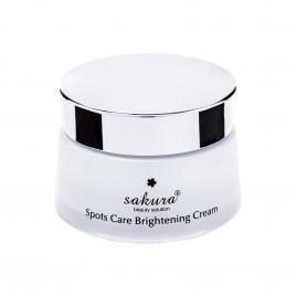 Kem dưỡng trắng da Sakura Spots Care Brightening Cream 45g