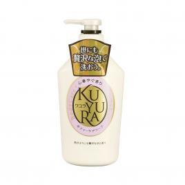 Sữa tắm Shiseido Kuyura màu hồng