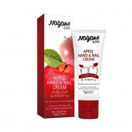 Kem dưỡng da tay và móng hương táo Nagano Hand & Nail Cream 60ml