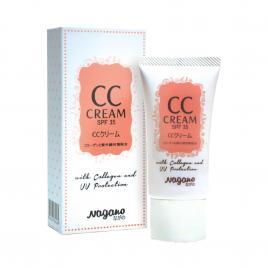 Kem nền trang điểm chống nắng Nagano CC Cream 20ml