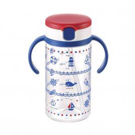 Bình uống nước dành cho bé Richell Aqulea 320ml