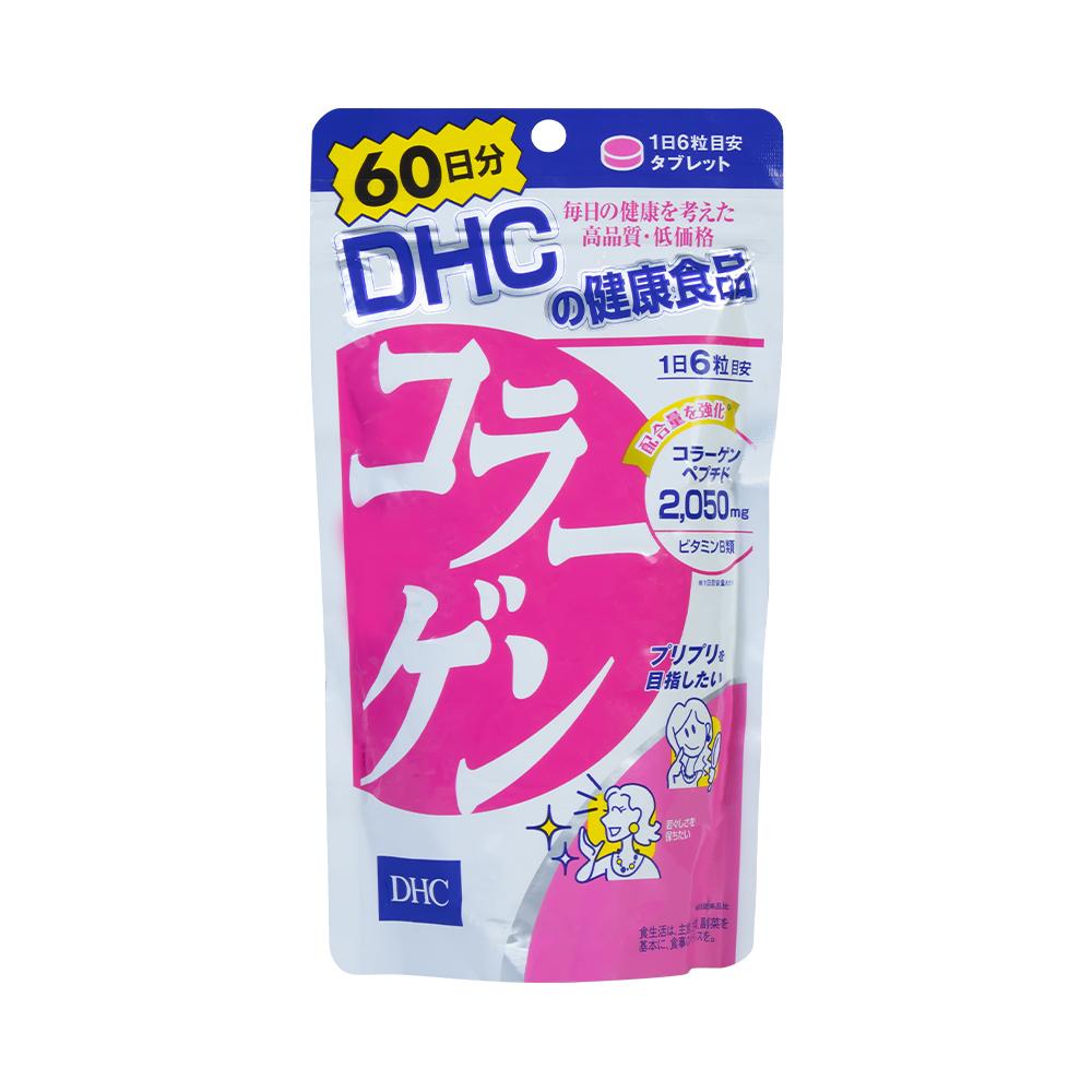 Viên uống collagen DHC 360 viên