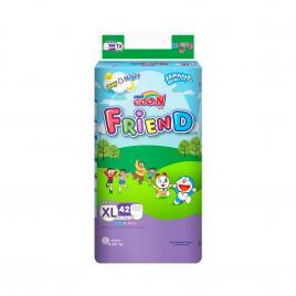 Bỉm - Tã quần Goo.N New Friend size XL 40 miếng (Cho bé 12 – 17 kg)