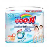 Bỉm - Tã quần Goo.N Renew Slim size L 26 miếng (Cho bé 9 – 14 kg)