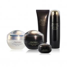 Bộ sản phẩm Shiseido cao cấp: Tái sinh làn...