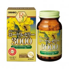 Viên uống sữa ong chúa Orihiro Royal Jelly 3000mg...