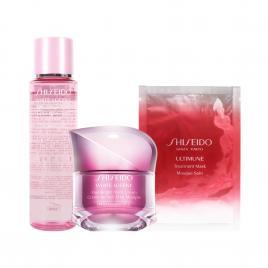 Bộ chăm sóc da Shiseido cao cấp: Dưỡng trắng...