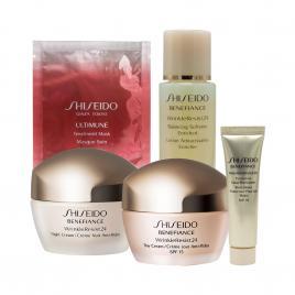 Bộ chăm sóc da Shiseido cao cấp: Phục hồi...