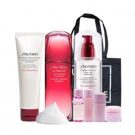 Bộ chăm sóc da Shiseido cao cấp: Nền tảng...