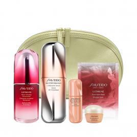 Bộ chăm sóc da Shiseido cao cấp: Chăm sóc làn...