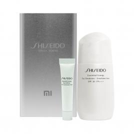 Bộ chăm sóc da Shiseido cao cấp: Năng lượng...