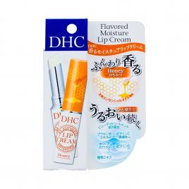 Son dưỡng DHC Flavored Moisture Lip Cream Honey 1.5g