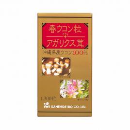 Tinh chất nghệ Spring Turmeric và nấm Agaricus