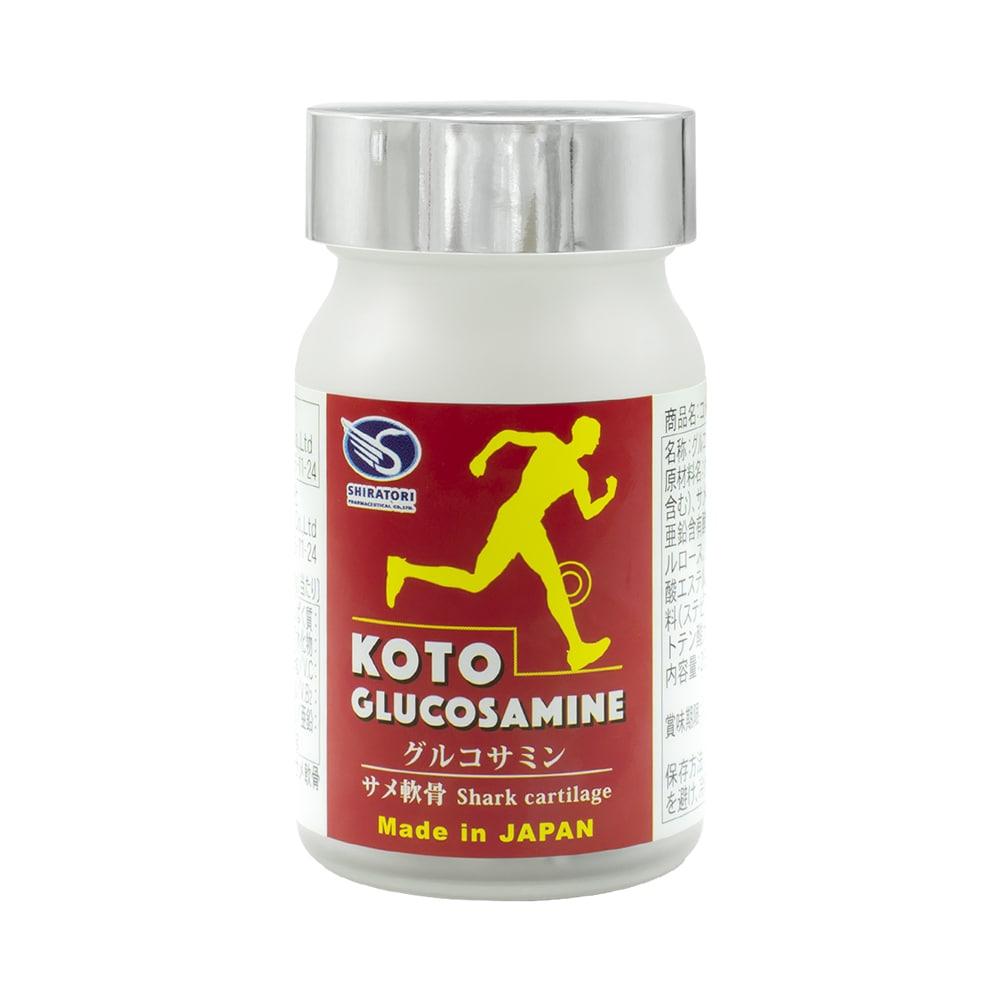 Viên uống bổ xương khớp Shiratori Koto Glucosamine 80 viên