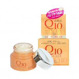 Kem dưỡng da chống lão hóa Kose Q10 Vital Age 40g