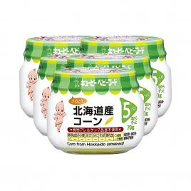 Combo 5 hộp súp bột bắp nghiền Kewpie 70g